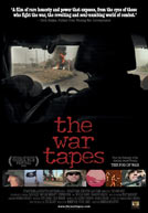 Image of poster from 'The War Tapes'