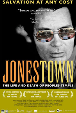 Image of Jonestown movie poster
