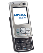 Pictue of Nokia N80 phone