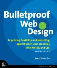 Cover image of Bulletproof Web Design 2nd Edition