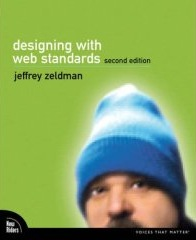 Cover image of Design with Web Standards - 2nd Edition