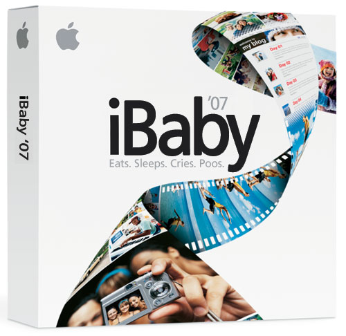 iBaby '07 - the must-have upgrade...
