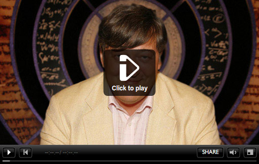 Screen shot of BBC's Stremaing iPlayer interface