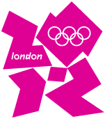Picture of London 2012 Olympic logo
