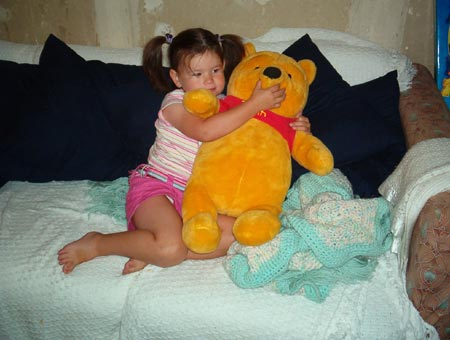 Nat and Pooh