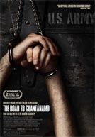 Image of poster from 'Road To Guantanamo'