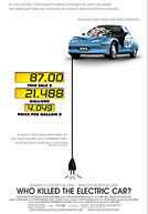 Image of poster from 'Who killed the electric car'